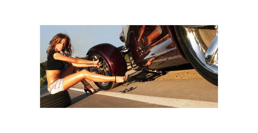 Как и когда менять колеса на автомобиле?